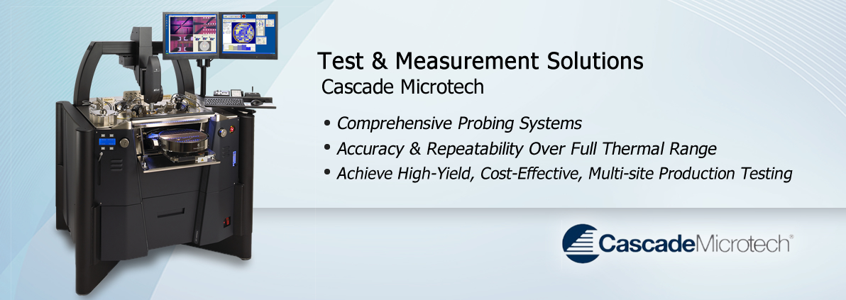 Test & Measurement Solutions